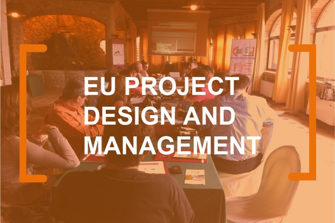 brainup lab EU-project-design-and-management