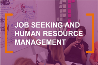 job seeking and human resource management with brainup lab