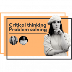Critical Thinking and Problem Solving online course