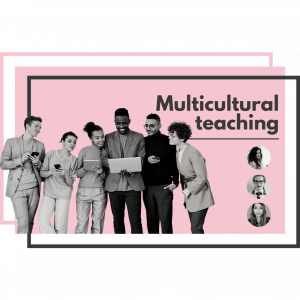 multicultural teaching online course